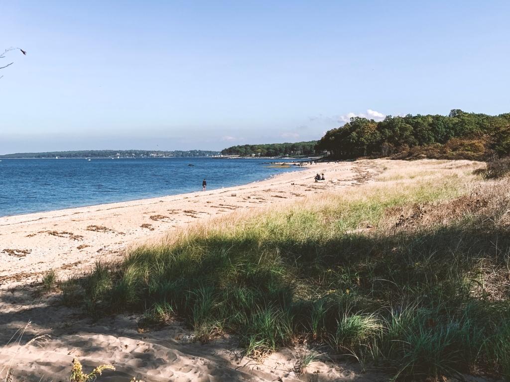 Ocean view Caumsett Park